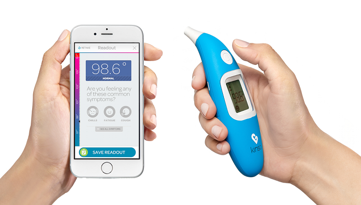 Kinsa_Smart_Ear_Thermometer_readout_hand