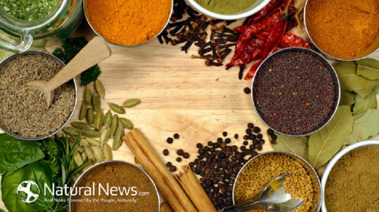 Include these 11 Herbs & Spices into Your Diet for Healthy Living