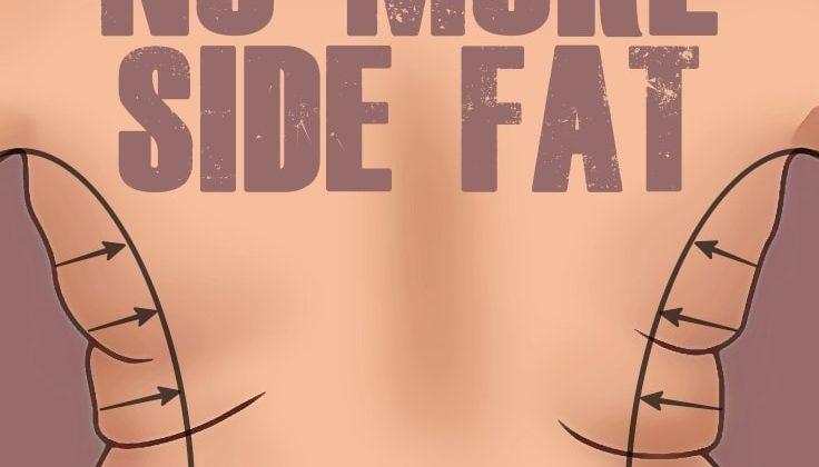 6 Best Ways to Burn Side Fat